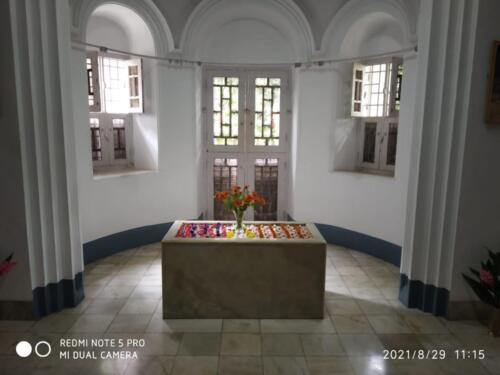 Sri Aurobindo's Relics
